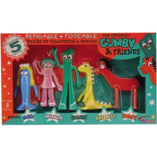 NJ Croce The Original Gumby And Friends Box Set