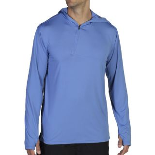 ExOfficio Sol Cool Ultimate Hooded Shirt   Men's