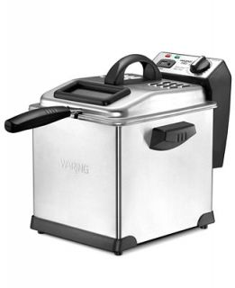 Waring DF175 3L Digital Deep Fryer   Electrics   Kitchen