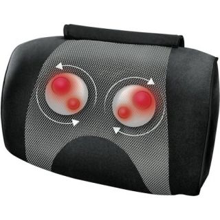 HoMedics Shiatsu + Vibration Massage Pillow with Heat
