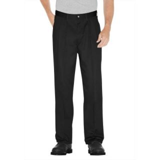 Dickies Mens Premium Cotton Pleated Front Pant
