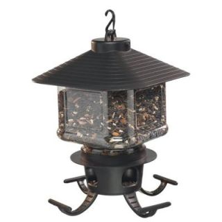 First Nature Clear Lantern Seed Selector Feeder 993305 544