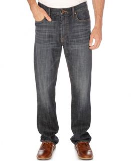 Lucky Brand Mens 181 Relaxed Straight Jeans   Jeans   Men