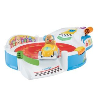 Fisher Price Laugh & Learn Puppys Smart Stages Speedway