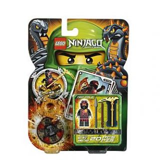 LEGO NINJAGO NRG Cole 9572   Toys & Games   Blocks & Building Sets