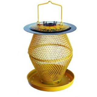 No/No Designer Sunflower 2 Tier Bird Feeder with Seed Tray DSL00389