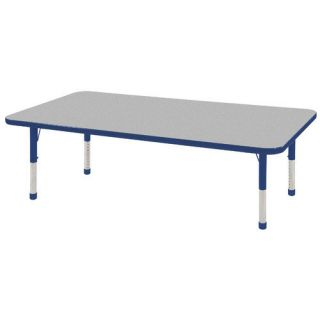 ECR4Kids 60'' x 30'' Rectangular Classroom Table