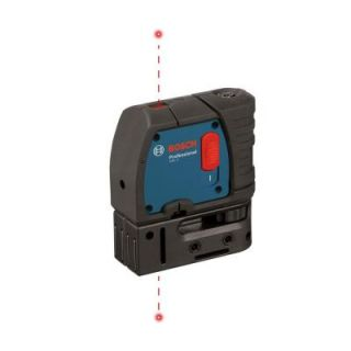 Bosch 100 ft. 2 Point Self Leveling Plumb Laser Level GPL 2