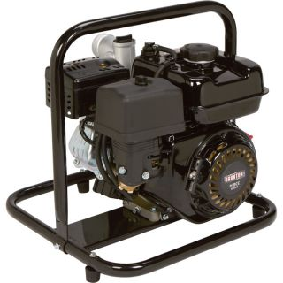 Ironton Self-Priming Clear Water Pump — 7860 GPH, 6 HP, 2in. Ports, Model# DS20  Engine Driven Clear Water Pumps