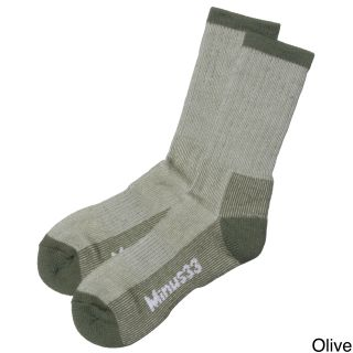 Minus33 Unisex Mid weight Merino Wool Day Hiker Socks