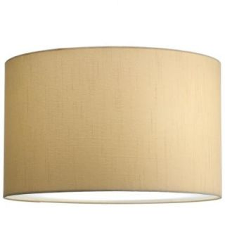 Progress Lighting Markor Collection Beige Silk Accessory Shade P8823 01