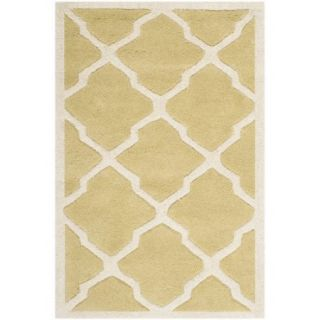 Safavieh Chatham Light Gold / Ivory Rug