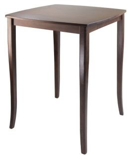 Winsome Inglewood Curve Top Pub Table   Pub Tables & Bistro Sets