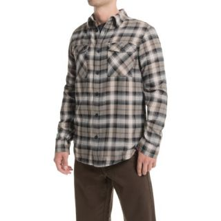 Feels great   Review of Mountain Hardwear Trekkin Flannel Shirt   Long Sleeve (For Men) by Nate on 3/11/2015