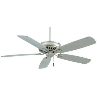 Minka Aire F532 Sunseeker 60 Ceiling Fan with 3 Speed Pull Chain   blades Included