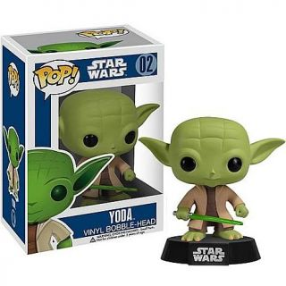 Star Wars Yoda Yoda Pop Vinyl Figure Bobblehead Doll   7017517