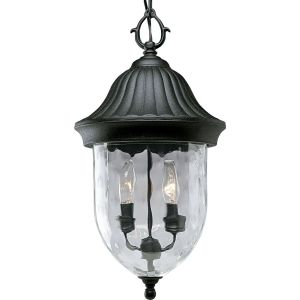 Progress Lighting P5529 31 Coventry Textured Black  Outdoor Pendants Lighting