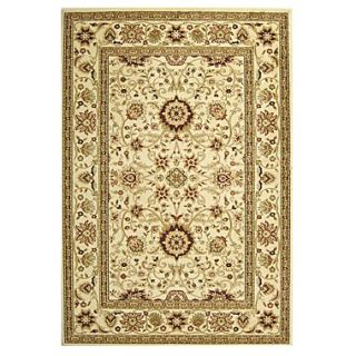 Safavieh Lyndhurst Collection Ivory Area Rug Polypropylene, 9 x 12
