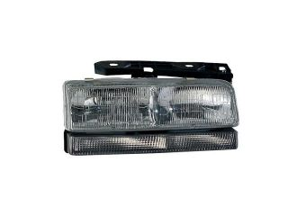Depo 332 1148L FSUN Driver Replacement Headlight For Buick LeSabre Park Avenue
