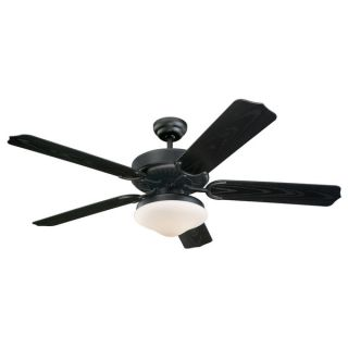 Monte Carlo Weatherford Deluxe 52 inch 5 blade Outdoor Ceiling Fan