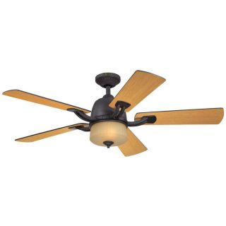 Westinghouse Lighting 52 Ripley 5 Blade Indoor Ceiling Fan