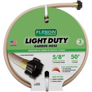 Expert Gardener 50 Light Duty Garden Hose