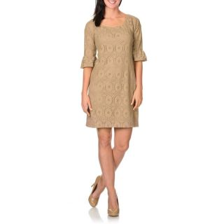 Rabbit Rabbit Rabbit Designs Womens Lace Dress