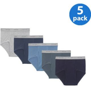 Fruit of the Loom Big Mens Assorted Briefs, 5 Pack, 2XL
