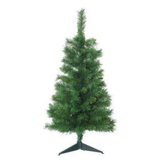 Home Accents Holiday 3 ft. Unlit Tacoma Pine Artificial Christmas Tree ZB118P