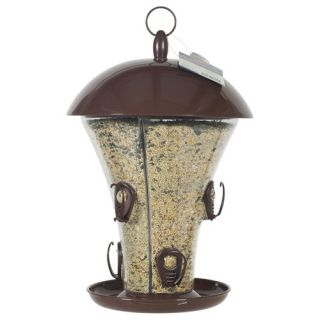 Easy Fill Deluxe Nyjer/Thistle Bird Feeder by Perky Pet