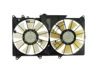 Dorman 620 558 Radiator Dual Fan Assembly