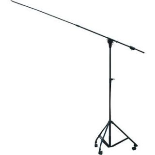 Pyle Pro Heavy Duty Height Adjustable Boom Microphone PMKS10