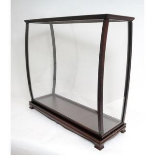 Old Modern Handicraft Table Top Display Case
