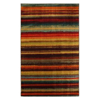 Mohawk Home Boho Stripe Area Rug