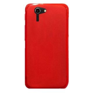 INSTEN Plain Color Hard Plastic TPU Rubber Candy Skin Phone Case Cover