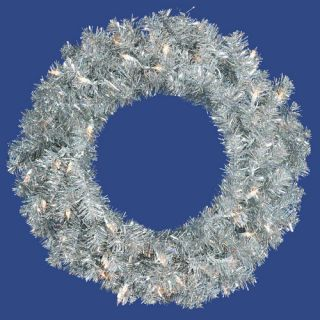 48 Artificial Grand Teton Double Sided Christmas Wreath by Vickerman