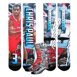 For Bare Feet NBA Sublimated Player Socks   Mens   Accessories   Chicago Bulls   Derrick Rose   Multi