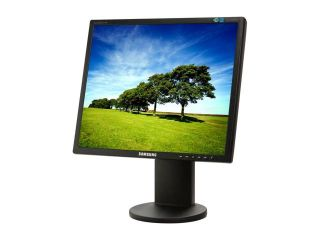 "SAMSUNG 943BT 2 Black 19"" 5ms Pivot, Swivel & Height Adjustable LCD Monitor 300 cd/m2 DC 8000:1 (1000:1)"