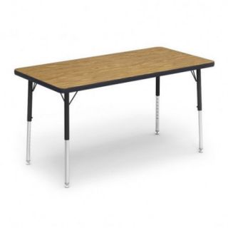 Virco 4000 Series 48 x 24 Rectangular Classroom Table