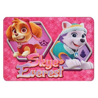 Nickelodeon Paw Patrol Skye & Everest Digital Print Rug   40 inch x 54 inch    GA Gertmenian