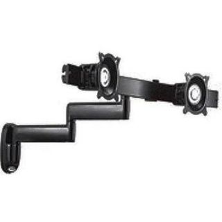 Chief KWD 220B Dual Horizontal Monitor Swing Arm Wall KWD220B