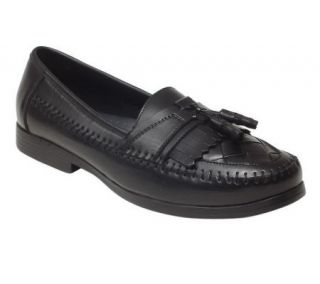 Deer Stags Herman Mens Kiltie Tassel Loafers —