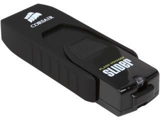 Open Box CORSAIR Flash Voyager LS 128GB USB 3.0 Flash Drive Model CMFSL3 128GB/RF