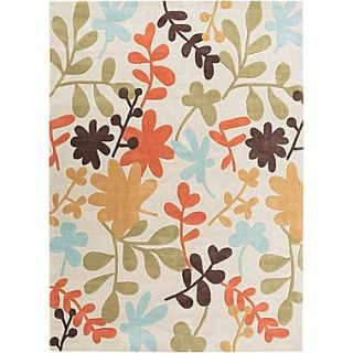 Surya Cosmopolitan COS8926 23 Hand Tufted Rug, 2 x 3 Rectangle