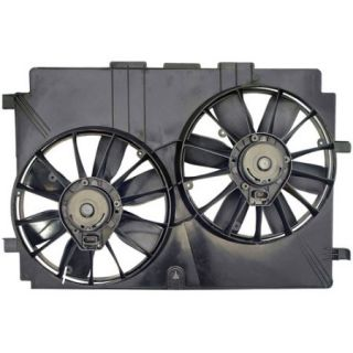 Dorman 620 634 Dual Fan Assembly, Both