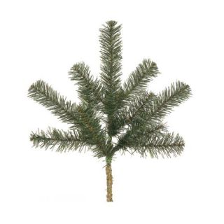 Pack of 6 Canadian Pine Artificial Christmas Sprays 15