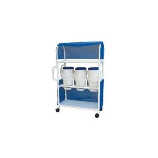 MJM International 835 Hydration Cart