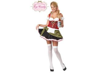 Sexy Bavarian Bar Maid Costume Adult XX Large