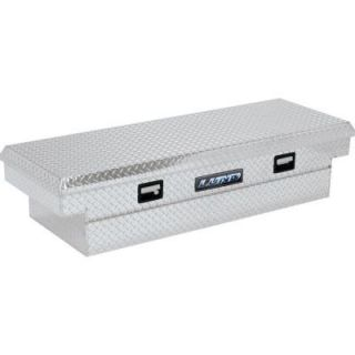 Lund 70 in. Aluminum Cross Bed Full Size Tool Box 9306